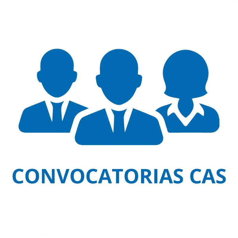 CONVOCATORIA CAS RSVM