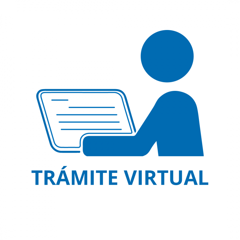Tramite virtual RSVM